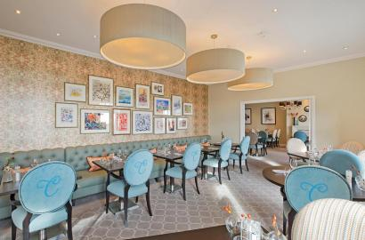 Private dining at Audley Clevedon, near Ilkley